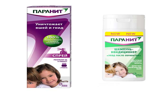 Эффективные шампуни от педикулеза
