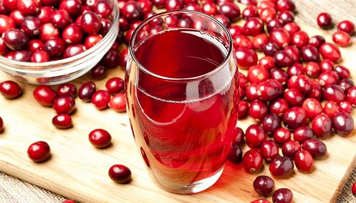 Клюквенный сок эффективен против вшей