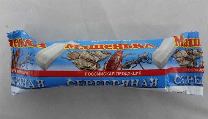Мелок Машенька от тараканов на протяжении многих лет является самым экономичным способом борьбы с вредителями
