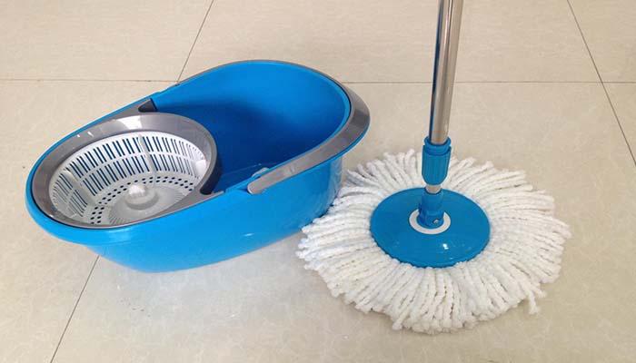 Систематическое мытье полов – профилактика распространения насекомых