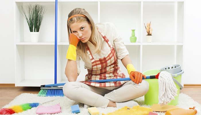 Регулярная уборка является обязательной профилактической мерой от появления тараканов