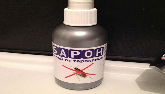 Барон от тараканов