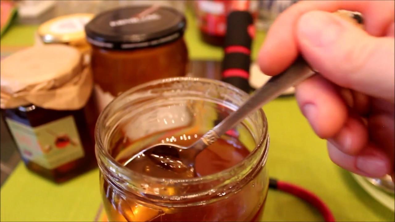 Мед избавляет от зуда.