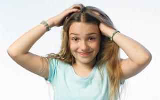 Причины появления вшей у ребенка и их лечение